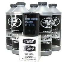 2010-2013 Victory Cross Country Oil Change Kit