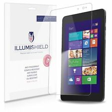 iLLumiShield Dell Venue 8 Pro Screen Protector 2-Pack