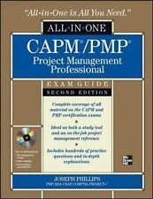 CAPM/PMP Project Management Certification All-in-One Exam Guide with CD-ROM, Se