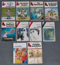 6x rororo Rotfuchs +2x dtv Pocket +2 andere Buch Paket Sammlung Bücherpaket