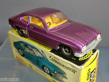 DINKY TOYS MODEL No.165 FORD CAPRI SALOON CAR    VN MIB  (lot2)