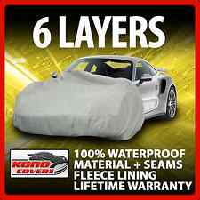 Mazda Mx-5 Miata 6 Layer Car Cover Fitted Outdoor Water Proof Rain Snow Sun Dust