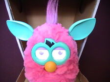 Hasbro Furby Cotton Candy 2012 Collectible Box Excellent Cond. 30 Day Warranty!!