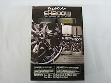 SHD1000 Dupli-Color Black Shadow Chrome Coating Spray