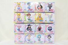Sailor Moon Atsumete figure for girls 1 2 3 4 Complete Set of 16 Banpresto Japan