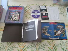 BIBLE MASTER BIBLEMASTER RPG FM TOWNS MARTY JAPAN IMPORT COMPLETE IN BOX!