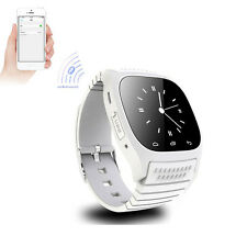 Touch Screen Bluetooth Smart Watch For Samsung Galaxy S6 Edge Note 3 4 iPhone 6