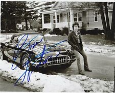 BRUCE SPRINGSTEEN 8 x 10 REPRINT PHOTO & REPRINT AUTOGRAPH ON GLOSSY PHOTO PAPER