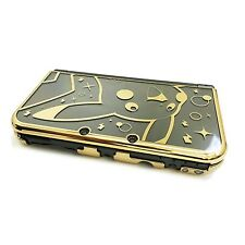 HORI Pikachu Premium Gold Protector for New Nintendo 3DS XL Officially Licens...