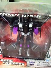 Skywarp Transformers Masterpiece TRU Transformer New Complete with Box  [SWMP1]