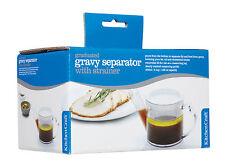 Kitchen Craft Brocca Misurino miniera / FAT separatore & Filtro 500ml