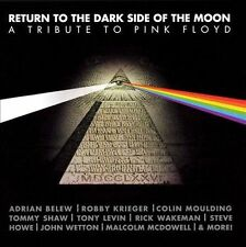 Return to the Dark Side of the Moon:A Tribute to Pink Floyd Time Money Us & Them