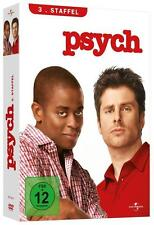 James Roday - Psych - 3. Staffel [4 DVDs]