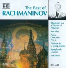 Rachmaninoff,S. - Best Of Rachmaninov (CD NEUF)