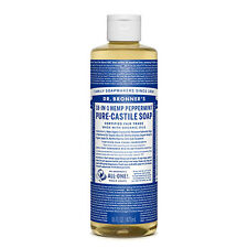 Castle Soap Castle Peppermint 4OZ by Dr Bronner's