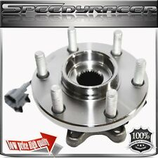 Wheel Hub Bearing FRONT for 05-13 Nissan Frontier/Pathfinder/Xterra/Equator 4WD