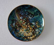 Frankin Mint Heirloom Recommendation Decorative Plate