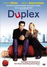 Duplex  DVD Ben Stiller