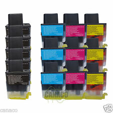 14 Pack LC41 Compatible ink cartridge for Brother MFC-210C MFC-420CN MFC-620CN