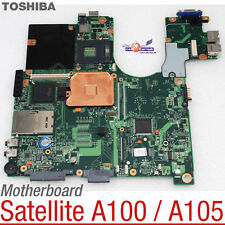 MOTHERBOARD TOSHIBA SATELLITE A100 A105 V000068000 NEW NOTEBOOK MAINBOARD 082
