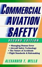 Commercial Aviation Safety by Alexander T. Wells (1997, Hardcover)