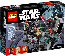 Lego Star Wars - 75169 Duel on Naboo con Darth Maul y Qui-Gon Jinn-nuevo & OVP