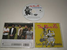 THE THRILLS/LET'S BOTTLE BOHEMIA(EMI/0724386451026)CD ALBUM