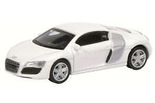 Audi R 8 Coupe Blanco Schuco Edition 1:64 20108