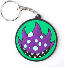 League of Legends Baron Face Rubber Keychain Bag Zipper Pull Official Licensed