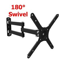 Full Motion TV wall mount. Tilt,swivel 24 32 37 39 40 inch LED LCD  Flat Screen
