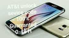 AT&T Samsung S3 S4 S5 S6 Factory Unlock Service Code 100% 1 DAY SALE FAST