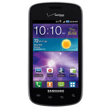 Samsung Illusion i110 Android Smartphone Verizon Wireless SCH-I110 Black