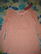 AMERICAN GIRL KIT CHEERY BLOSSOM TOP CHICKEN KEEPING FOR GIRLS - SIZE LRG 14-16