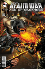 Grimm Fairy Tales Realm War Age of Darkness 4 Cover D