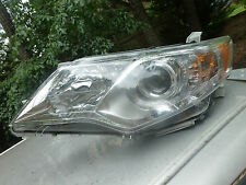 2012 2013 2014 Toyota Camry LE N XLE OEM LH Headlight 81150-06470