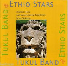 ETHIO STARS & TUKUL BAND - CD  * NEW  *
