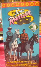 THE LONE RANGER BOXED SET OF 3 VHS VIDEOS CLASSIC VOLUMES
