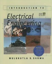 NEW - Introduction to Electrical Engineering: Book and CD-ROM