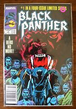 "Black Panther: Issue #1 ""A Hero No More"" (Marvel Comics) ""NICE COPY"" Books-Old"