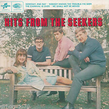THE SEEKERS Hits EP 1960's Mono