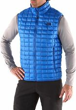NEW MENS The North Face Thermoball Full Zip quilted extra warmth Vest SIZE XXL