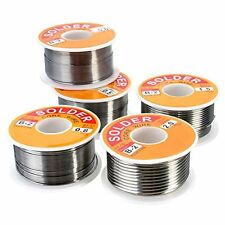 Tin Lead Rosin Core 0.5-2mm 2% Flux Reel Welding Line Solder Wire