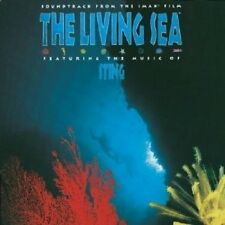 Est/STING-The Living Sea CD 13 tracks International Pop/COLONNA SONORA NUOVO