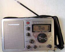 Grundig S350 High Sensitivity Digital Shortwave Radio World Receiver - WORKING