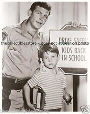 ANDY GRIFFITH SHOW MAYBERRY SHERIFF OPIE TAYLOR RON HOWARD SCHOOL 8 X 10 PHOTO