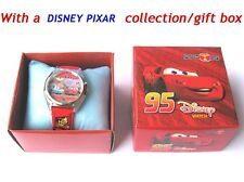 Hot Sale Kids Xmas Gift Disney Cars Boys Girls Quartz Analog Wrist Watch M65