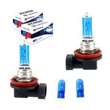 H9 65W High/Main Beam Ice Blue 501 Xenon Hid Headlight Lamps Bulbs Kit Id2