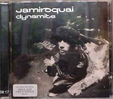 "Jamiroquai - Dynamite (CD 2005) Features ""Feels Just Like It Should"""