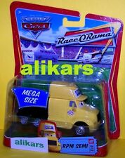 MR - RPM Semi - #12 Mega Size Race O Rama 64 Disney Cars modellino oversized