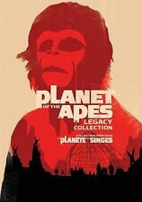 Planet Of The Apes (Legacy Collection) Five Movies Set New